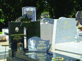 Sauver les tombes juives du cimetière de Valenton !