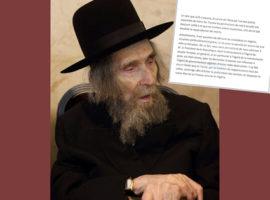 rav-steinman-lettre