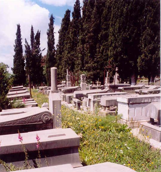 Et le cimetière de Constantine ?