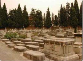 Le cimetière juif d'Oran est-il également en danger ?