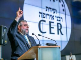 Réunion du comité rabbinique européen en Biélorussie